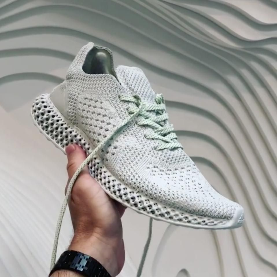 size 40 52f0b 1e9aa Back in January, we got a very brief glimpse of the Daniel Arsham x adidas  Futurecraft 4D, and now, the New York City-based artist has taken to  Instagram to ...