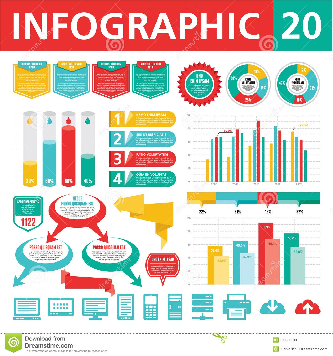 Royalty Free Infographic Elements | Poster Ideas ...