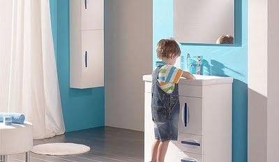 Cómo decorar un cuarto de baño infantil   Creativo   Pinterest ...