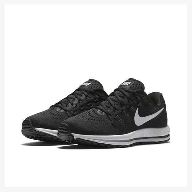 nike free run 2 mens shoes black\/white\/anthracite\/grey nike zoom vamero 11