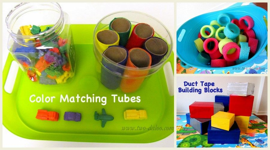 30 color activities for toddlers - Colour Activities For Toddlers