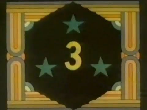 Sesame Street - Pinball Number Count #3 Circus Capers ...