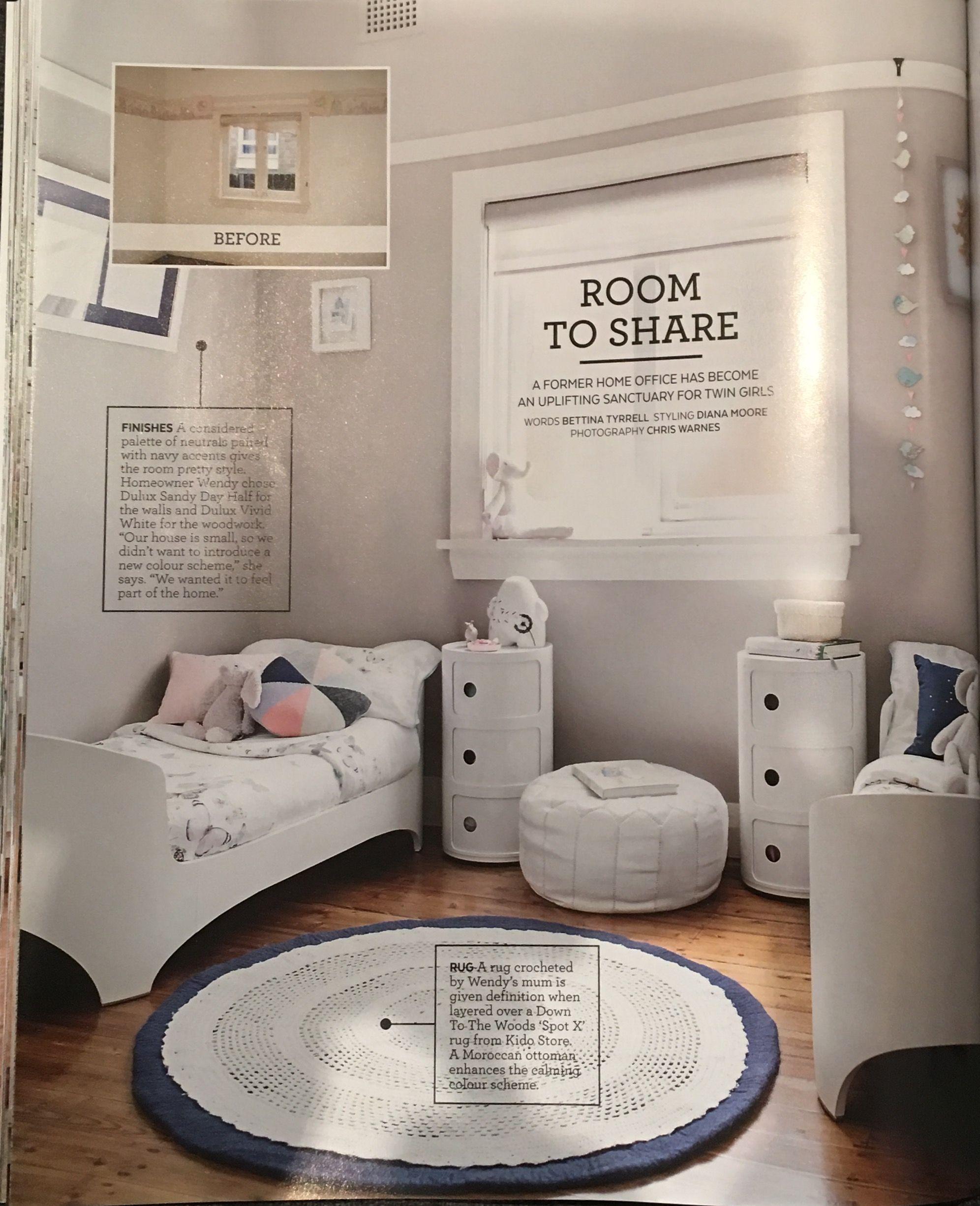 Dulux Vivid White Kitchen: Dulux Sandy Day Half On Walls & Dulux Vivid White For