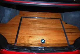 Image Result For Wood Floor Trunks Car