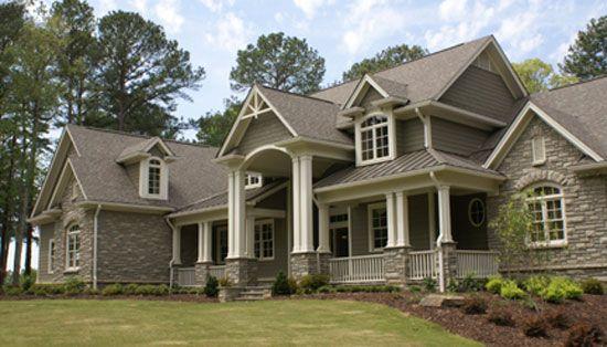 Pretty house plan number 1033 decoracion pinterest for Decoracion casas americanas