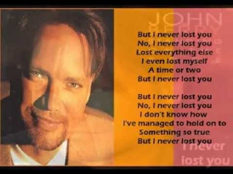John Berry - I Never Lost You ( + lyrics 1994) (+playlist)