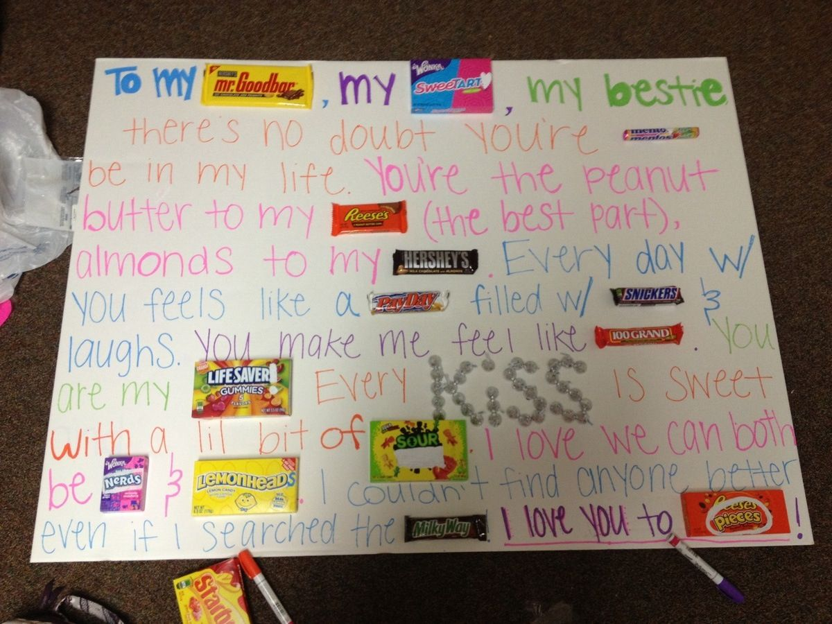 Adorable Poster With Images Sweet Boyfriend Gifts Sweet