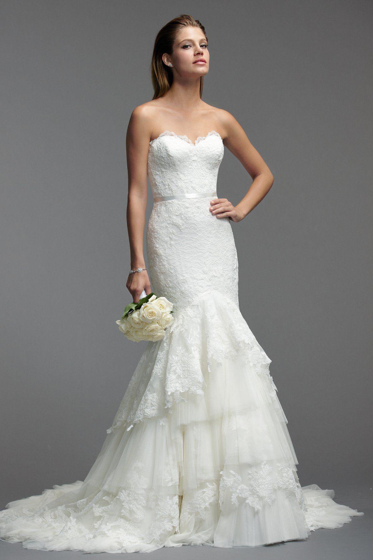 Watters Brides Aleeza Gown   Vestidos   Pinterest   Cancún y Vestiditos