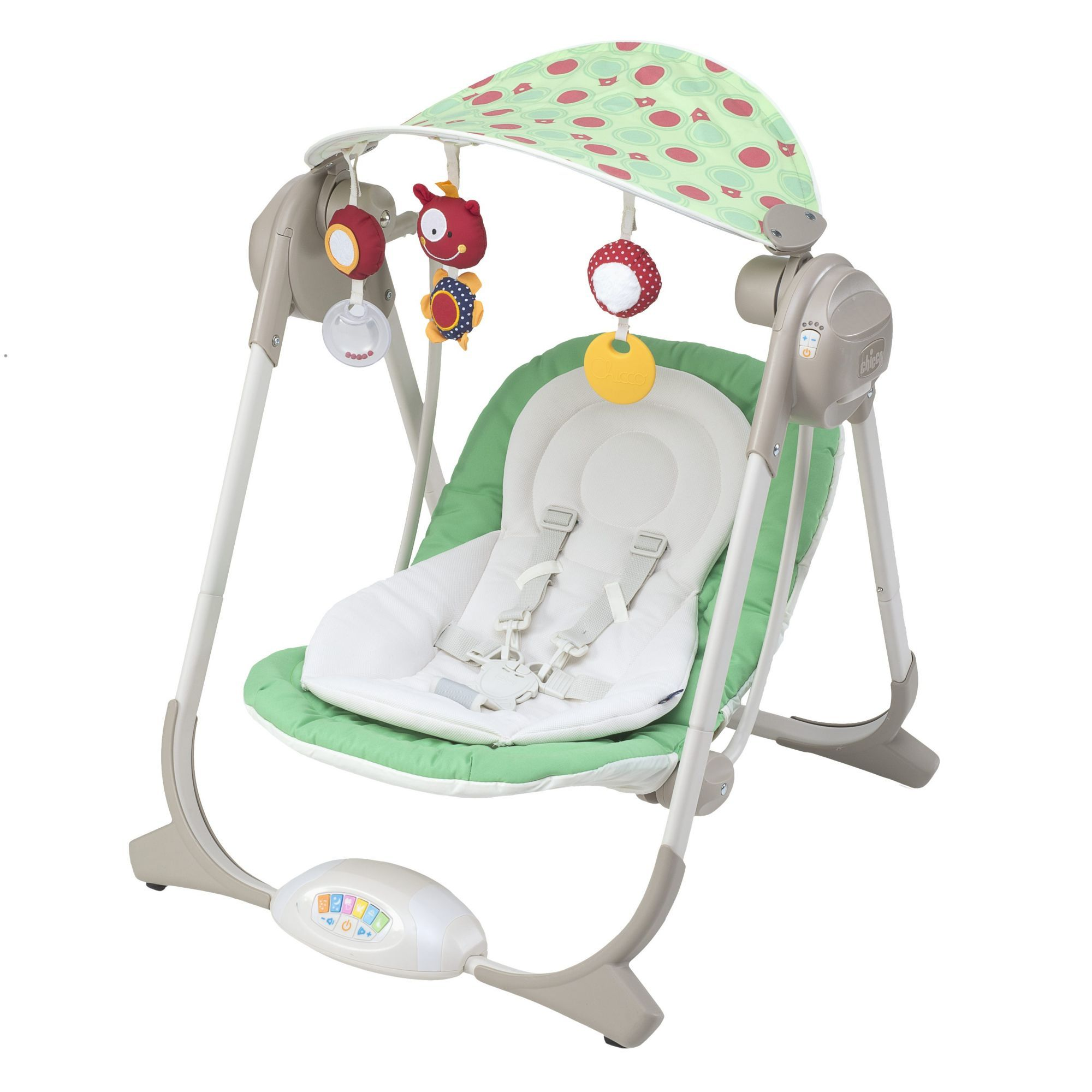 Chicco Polly Swing Greenland Swings Mothercare