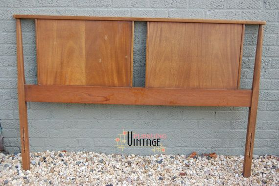 Best Vintage Mid Century Modern Broyhill Full Or Double Size 640 x 480