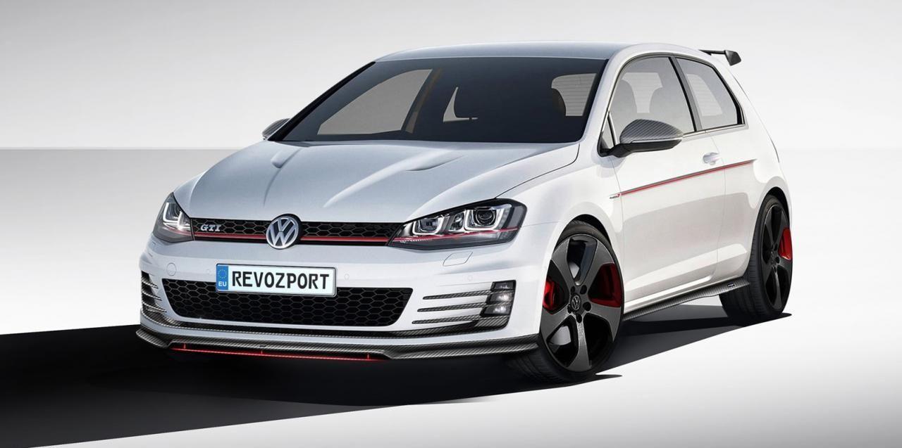Revozport Aero And Performance Pack For Mk7 Volkswagen Golf Gti Performance Volkswagen Polo Volkswagen Polo Gti Volkswagen Golf Gti
