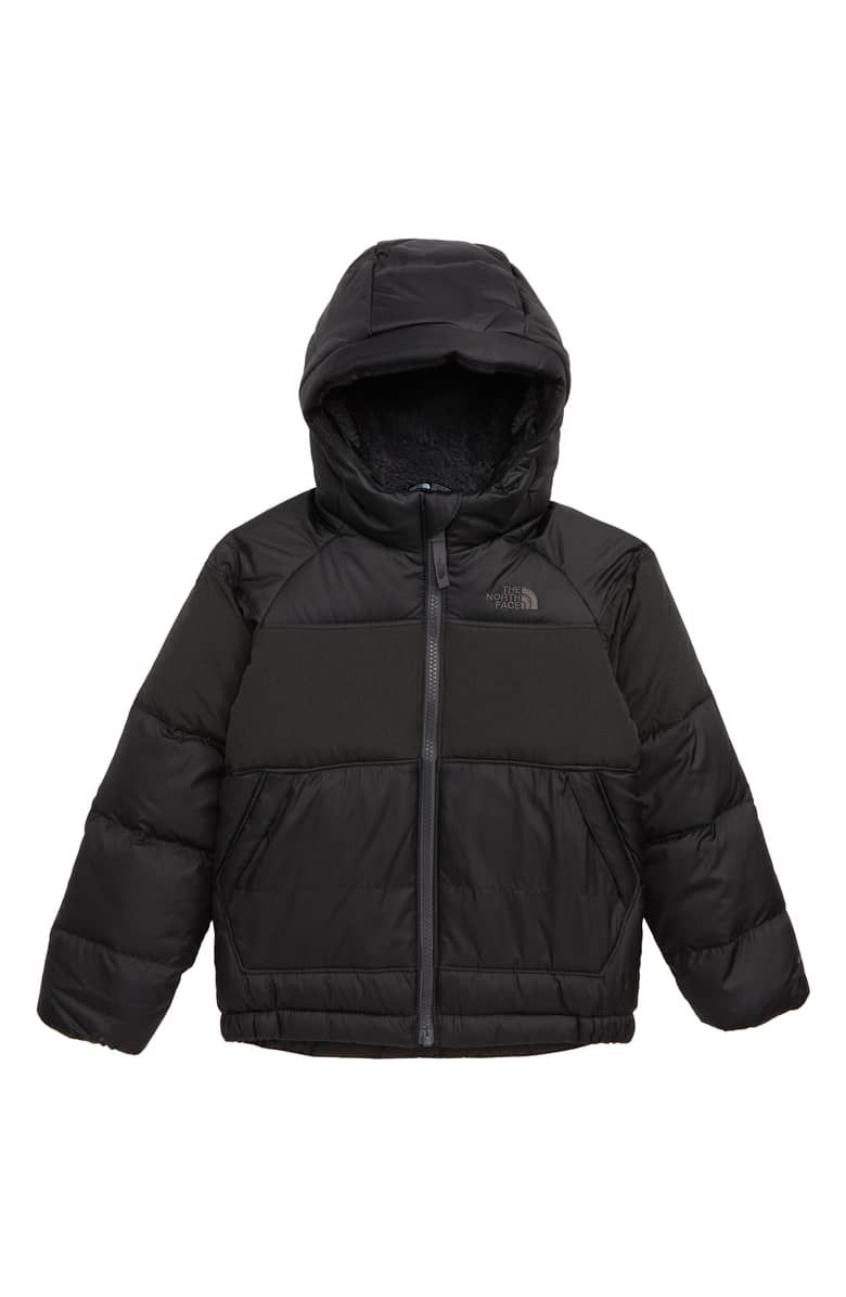 The North Face Moondoggy 2 0 Hooded Down Jacket Toddler Boys Little Boys Nordstrom Down Jacket Jackets Jacket Style [ 1196 x 780 Pixel ]