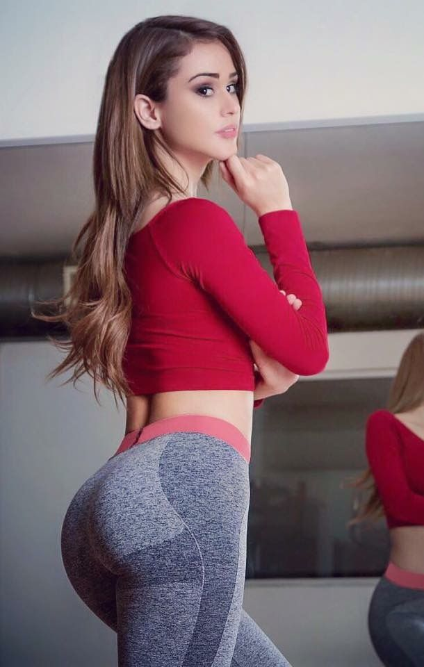 Namaste yoga girls sexy #5