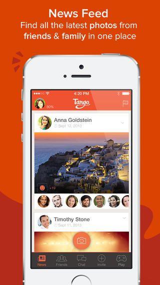Tango - https://itunes apple com/us/app/tango-text-voice