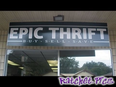 epic thrift shop owning