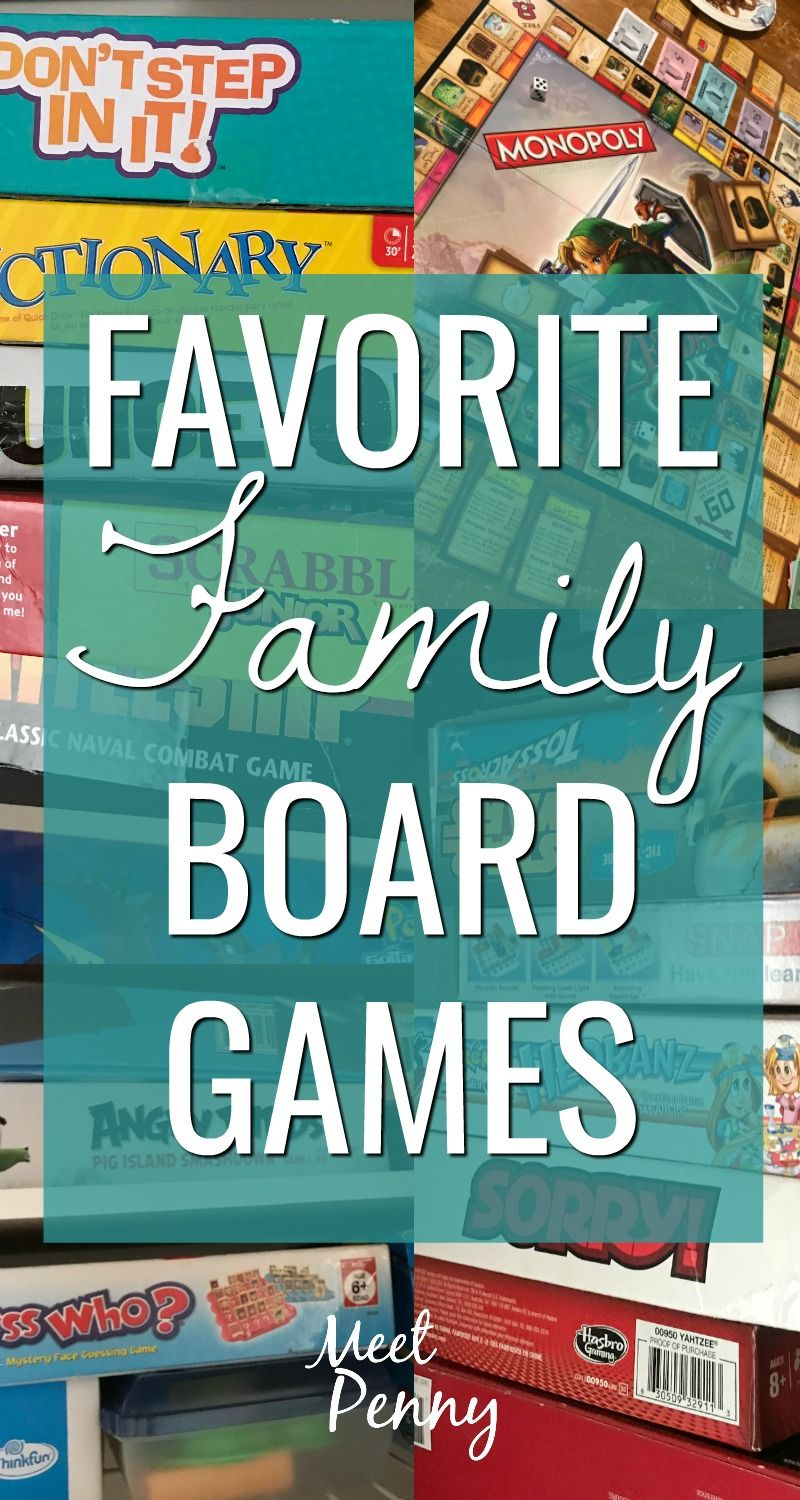 Best Board Games for Family Game Night Meet Penny