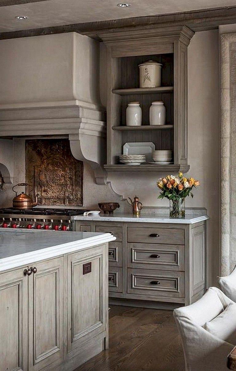 40 Gorgeous French Country Kitchen Design Decor Ideas Kitchen