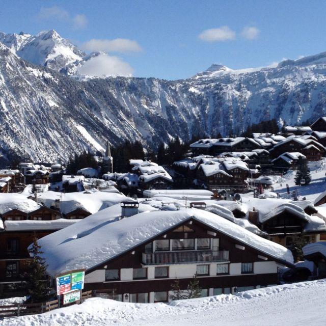 Courchevel - Luxurious French Ski Resorts - Aria of Alps
