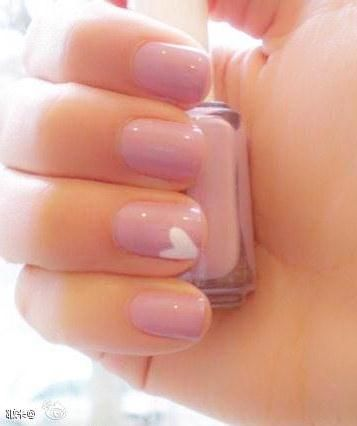 Pink-French-Manicure-Nails | #pinkFrenchNails