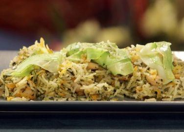 Бон Апети Ориз със зеленчуци и кашу
