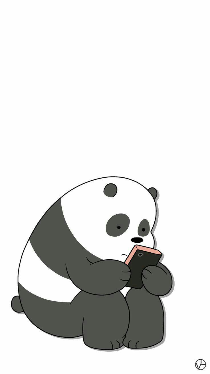 Cute Panda Cute Panda Bare Bears We Bare Bears We Bare Bears