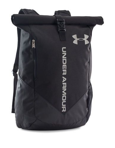 ebf1b10451072 UNDER ARMOUR Under Armour Roll Top Sackpack. #underarmour #bags #polyester  #backpacks #