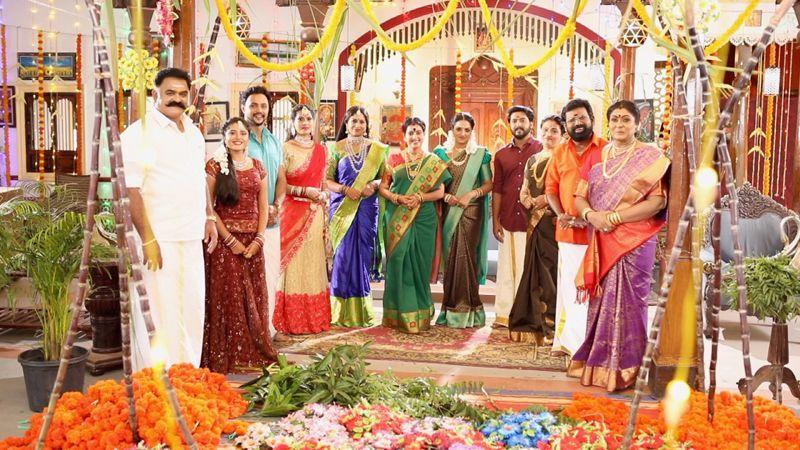 Colors Tamil unveils Pongal special program line-up