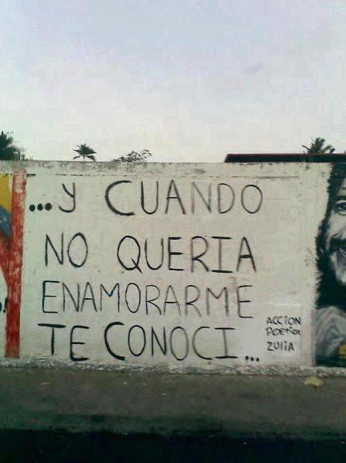 Lo Inesperado Accion Poetica Amor Frases De Amor Y Frases
