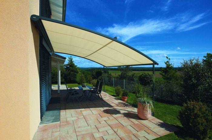 Diy Outdoor Canopy Ideas Simple