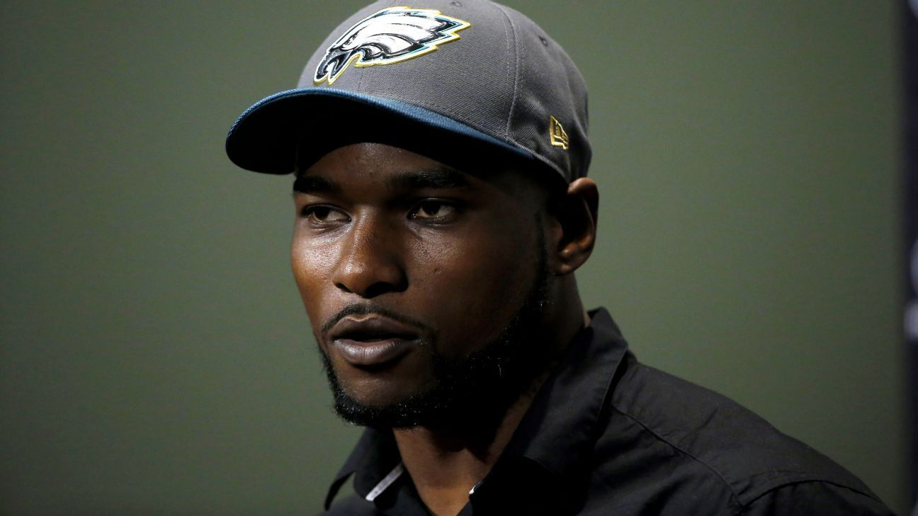 Bradham accepts deferred prosecution deal Eagles