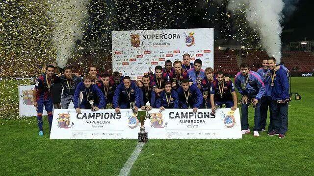Campions SuperCopa