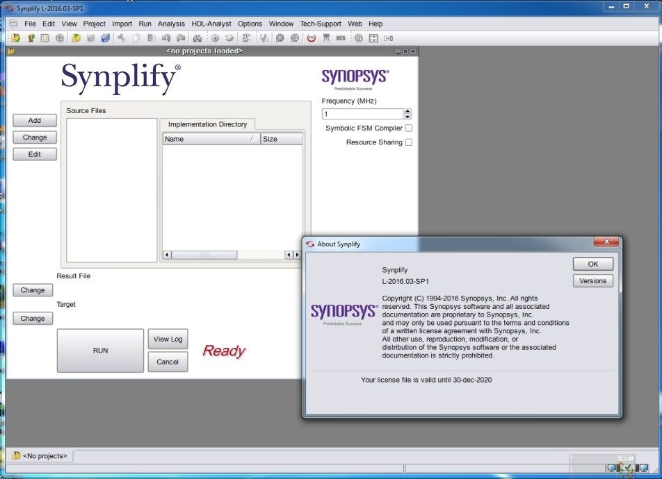 Synopsys Synplify with Design Planner 2016 Free Download