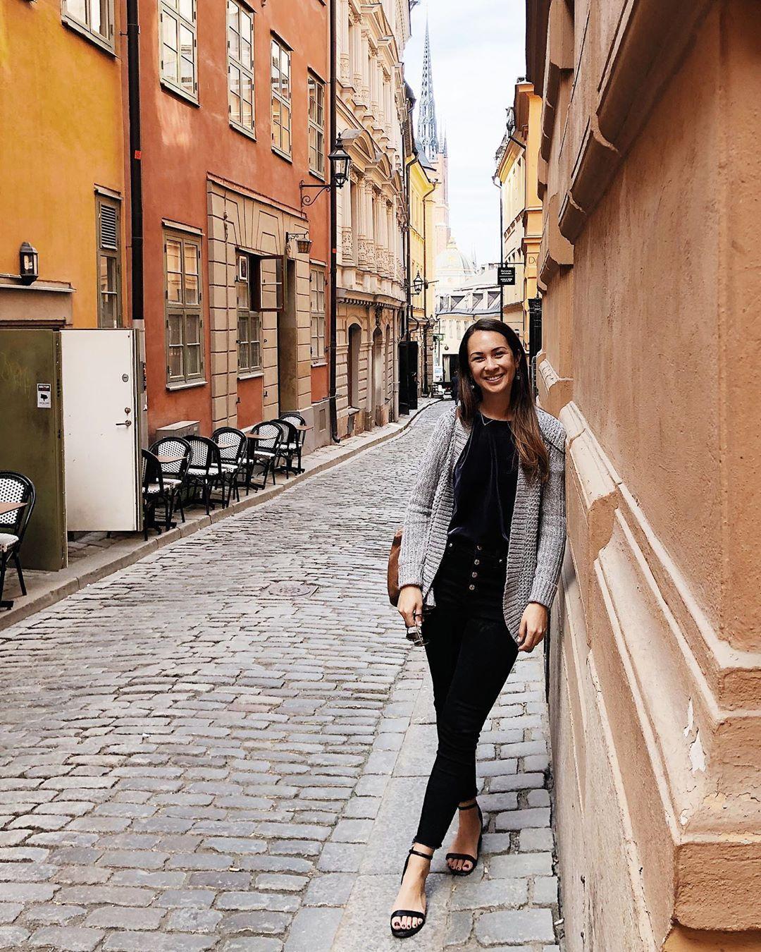 Trying To Blend In Using My 15 Scandinavian Heritage Travelstagram Instatravelling Wonderl Visit Stockholm Visit Sweden Stockholm Sweden