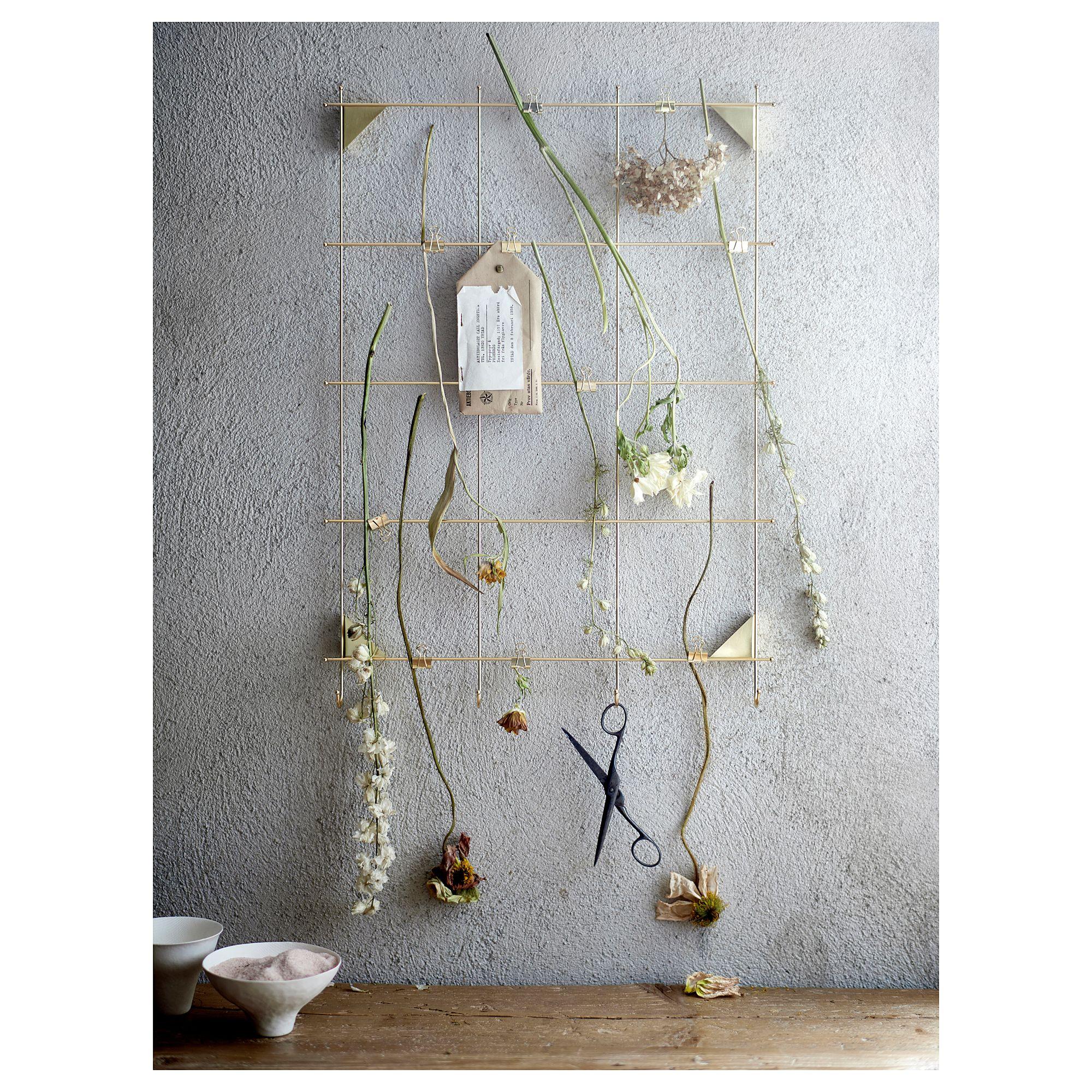 MYRHEDEN Rahmen, messingfarben | Pinterest | Brass color, Furniture ...