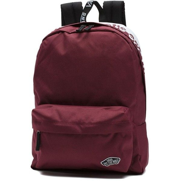 74ea37dc9cf Vans Sporty Realm Backpack ( 40) ❤ liked on Polyvore featuring bags ...