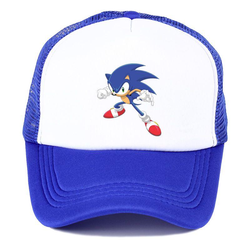 bafebe464 New Fashion Sonic The Hedgehog Baseball Cap | Sonic Toys Store ...