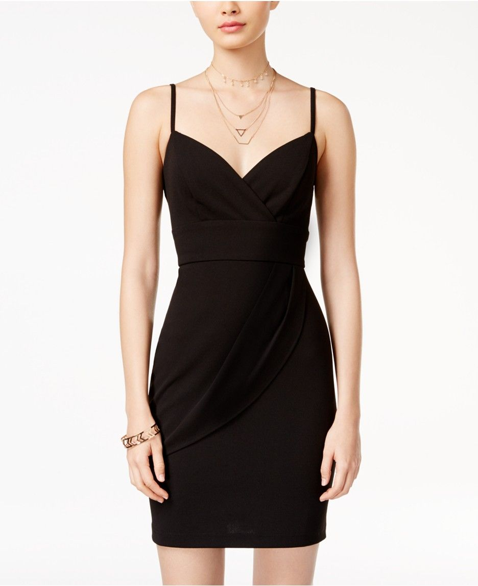 Black xs dresses for juniors macyus to wear pinterest