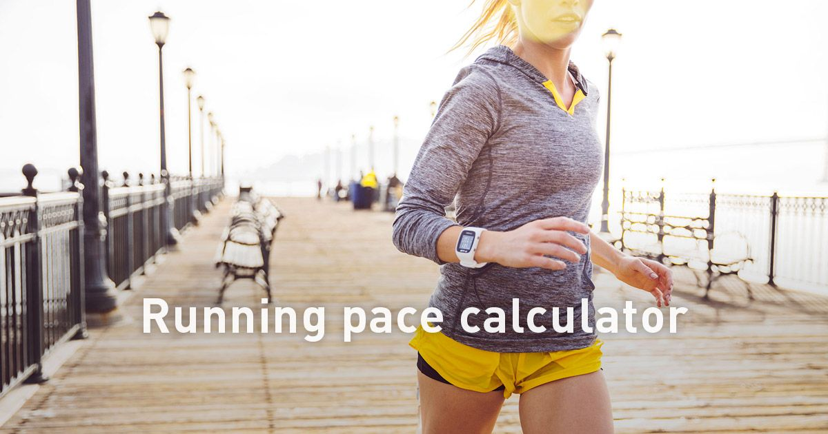 Calculate Your Pace Or Finish Time For Any Distance Including Common Races Like 5K 10K Half Marathon And Supports Both Miles Kilometers