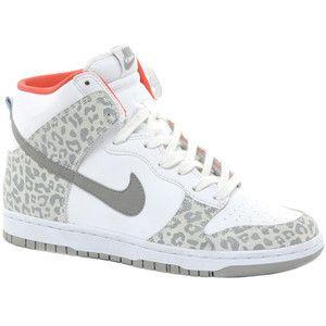 nike leopard high tops