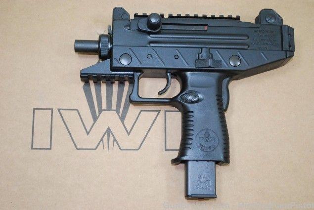 IWI UZI PRO 9mm Micro Semi auto Pistol UPP9S Find our speedloader now! http://www.amazon.com/shops/raeind