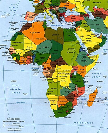 Map Of Africa Europe And Middle East.Map Of Africa Europe Middle East Maps Africa Map Africa