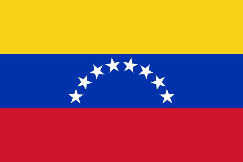 File Flag Of Venezuela Svg Wikipedia The Free Encyclopedia Bandera De Venezuela Venezuela Banderas Del Mundo