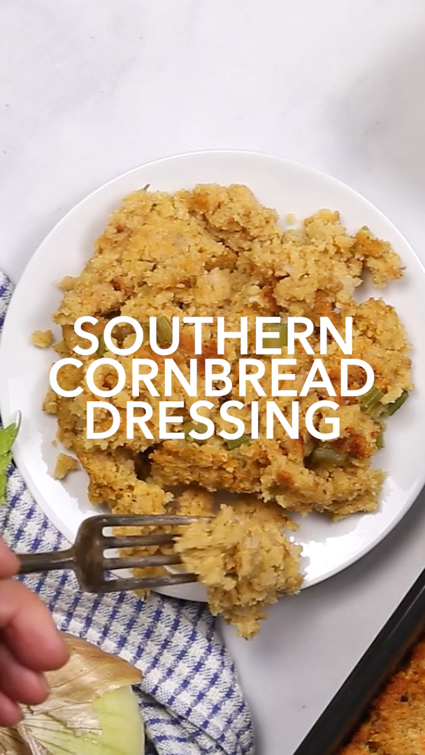 Southern Cornbread Dressing -   18 cornbread dressing southern stuffing recipes ideas