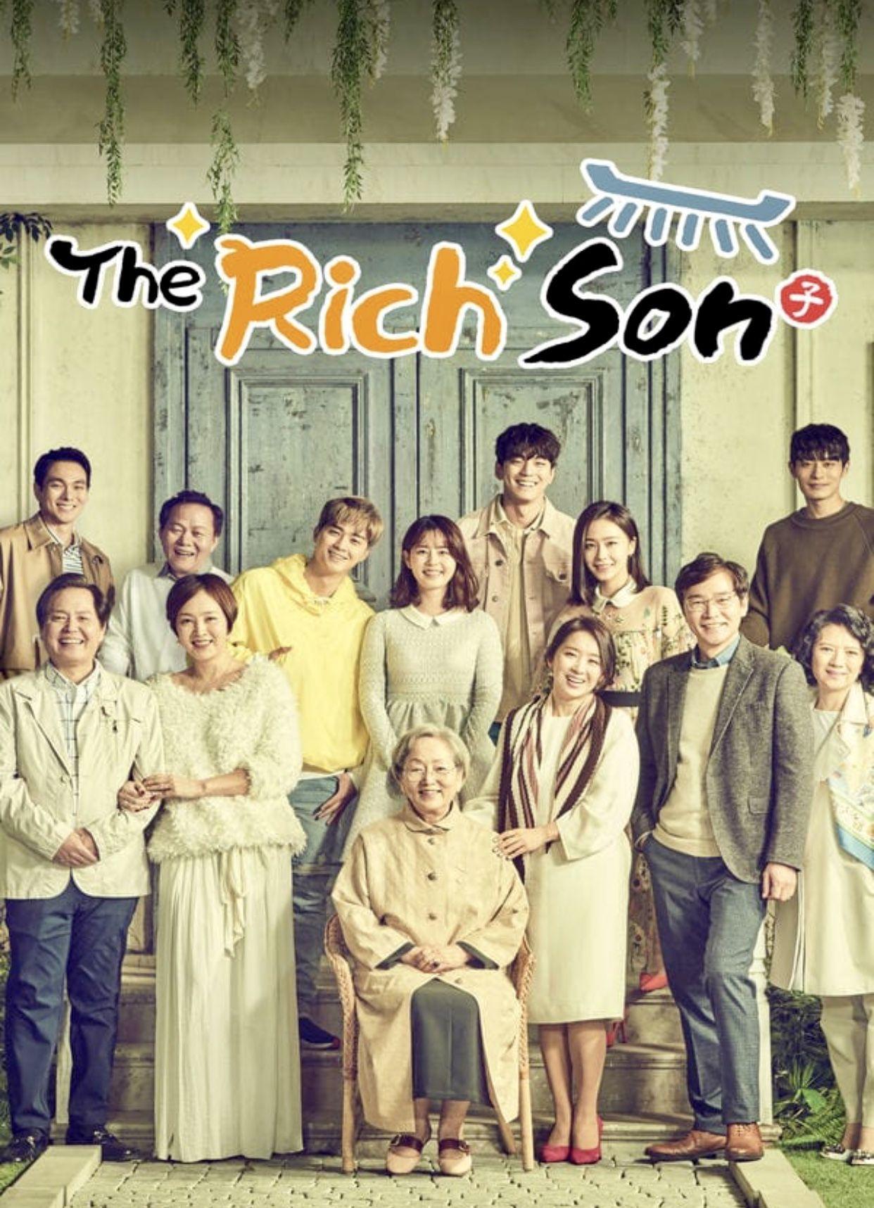 The Rich Son | Kawaii: Drama List  in 2019 | Watch korean drama