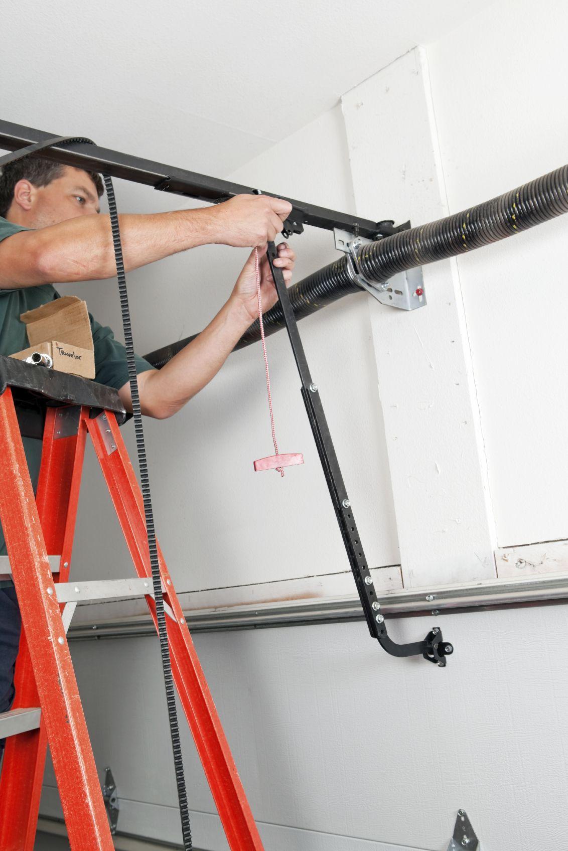Routine Maintenance Program To Keep Your Door In Excellent Working