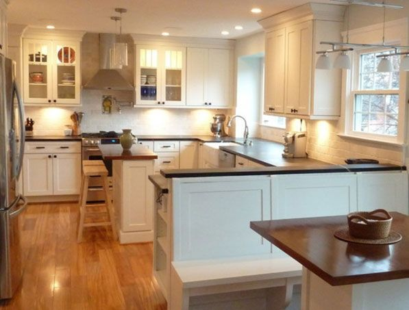 Cliqstudios Painted Linen Kitchen Cabinets In The Dayton Style Adorable Dayton Bathroom Remodeling Design Inspiration