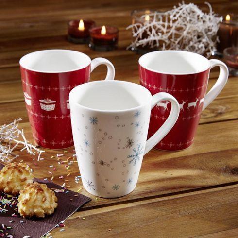 Kaffeebecher Villeroy&boch X-mas - Geschirr & Gläser - Produkte