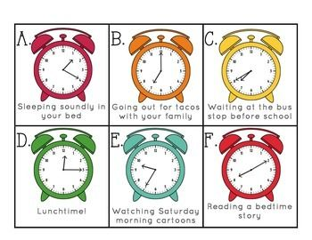 Tick Tock Around The Clock Telling Time In Am Pm 2nd Grade Ccss Telling Time Telling Time Practice Learn To Tell Time