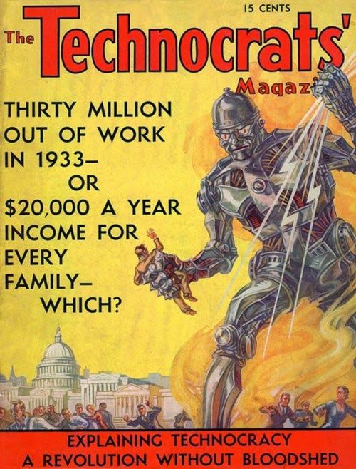 Free Zone Media Center News: TECHNOCRACY: WHAT IS IT ? FIND OUT HERE !