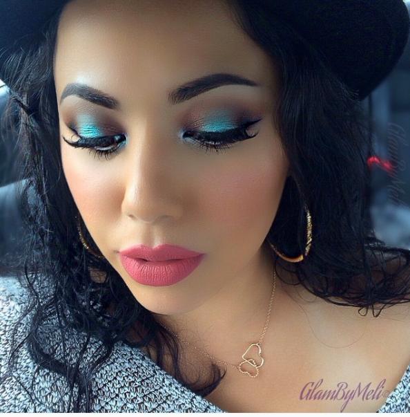 Glam by Meli   Instagram   Makeup  